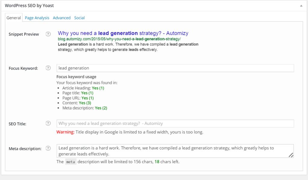 Seo_yoast_leadgeneration_automizy