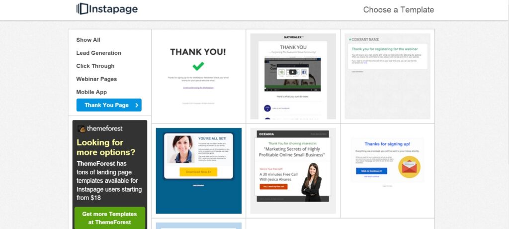 make-thank-you-page-with-instapage-for -lead-generation