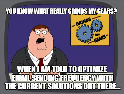 email send time optimization is bullshit