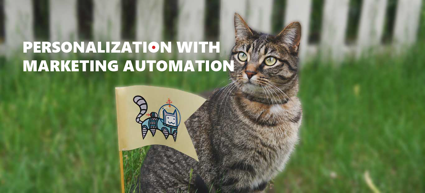 Personalize with marketong automation