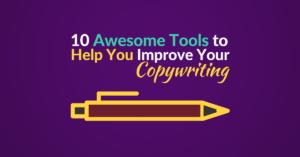 improve copywriting