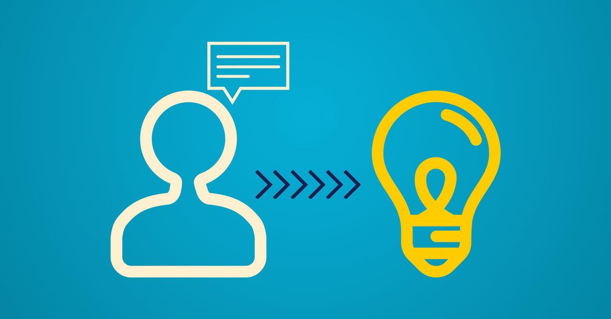 customer feedback into features