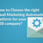 email marketing automation platform for b2b company