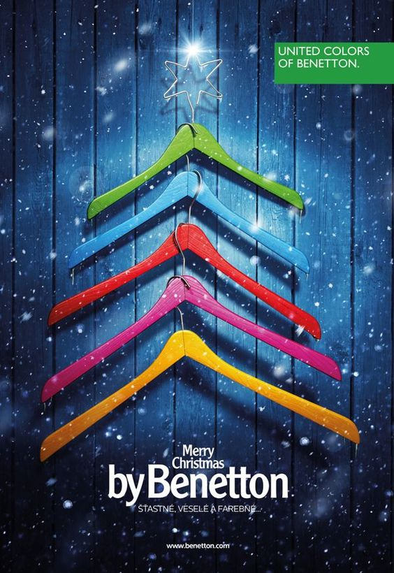 Merry Christmas by Benetton