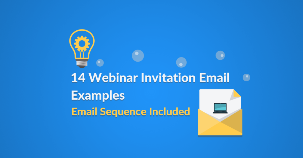 14 webinar invitation email examples blog post graph