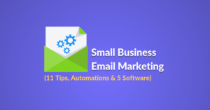 Small Business Email Marketing Automizy blog article featured image