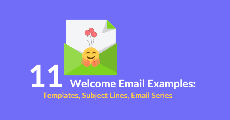 Welcome Email Examples featured image