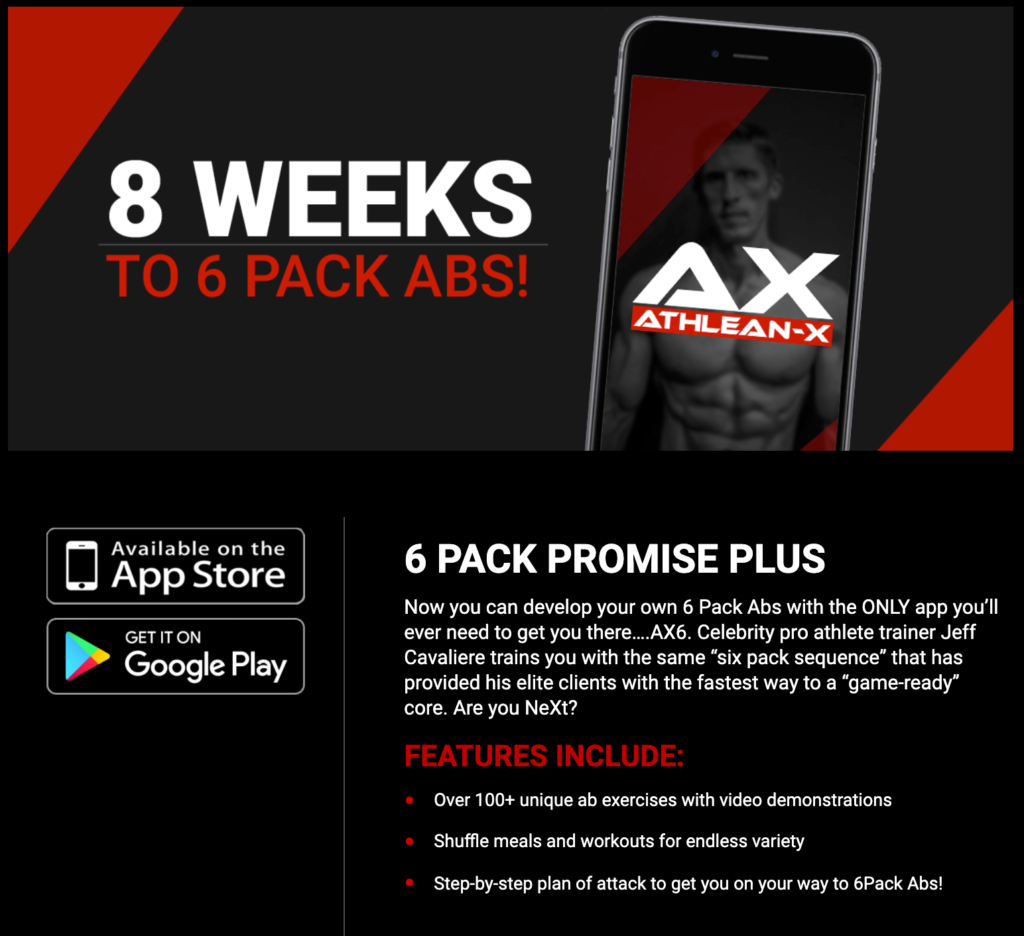 promote mobile app to generate list and grow fitness email marketing list