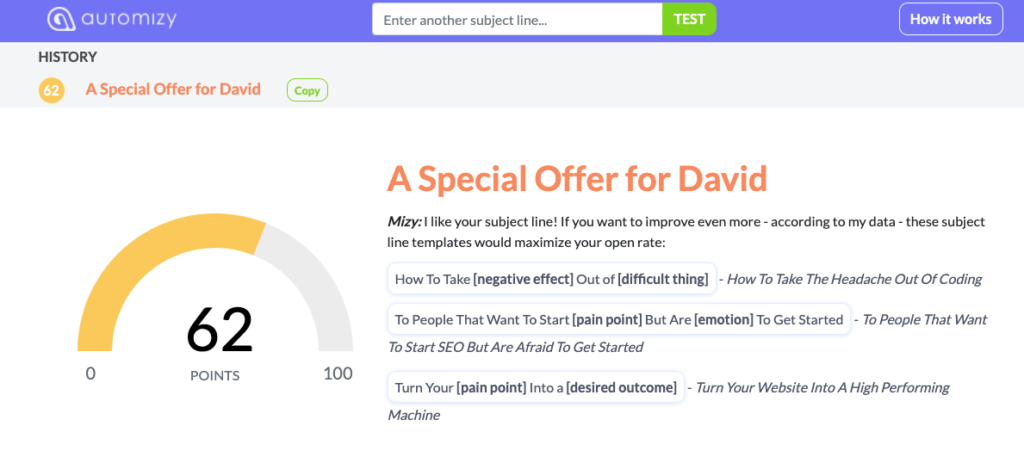 How to use subject line tester to avoid landing in spam folders and increase deliverability