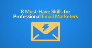 email marketing skills